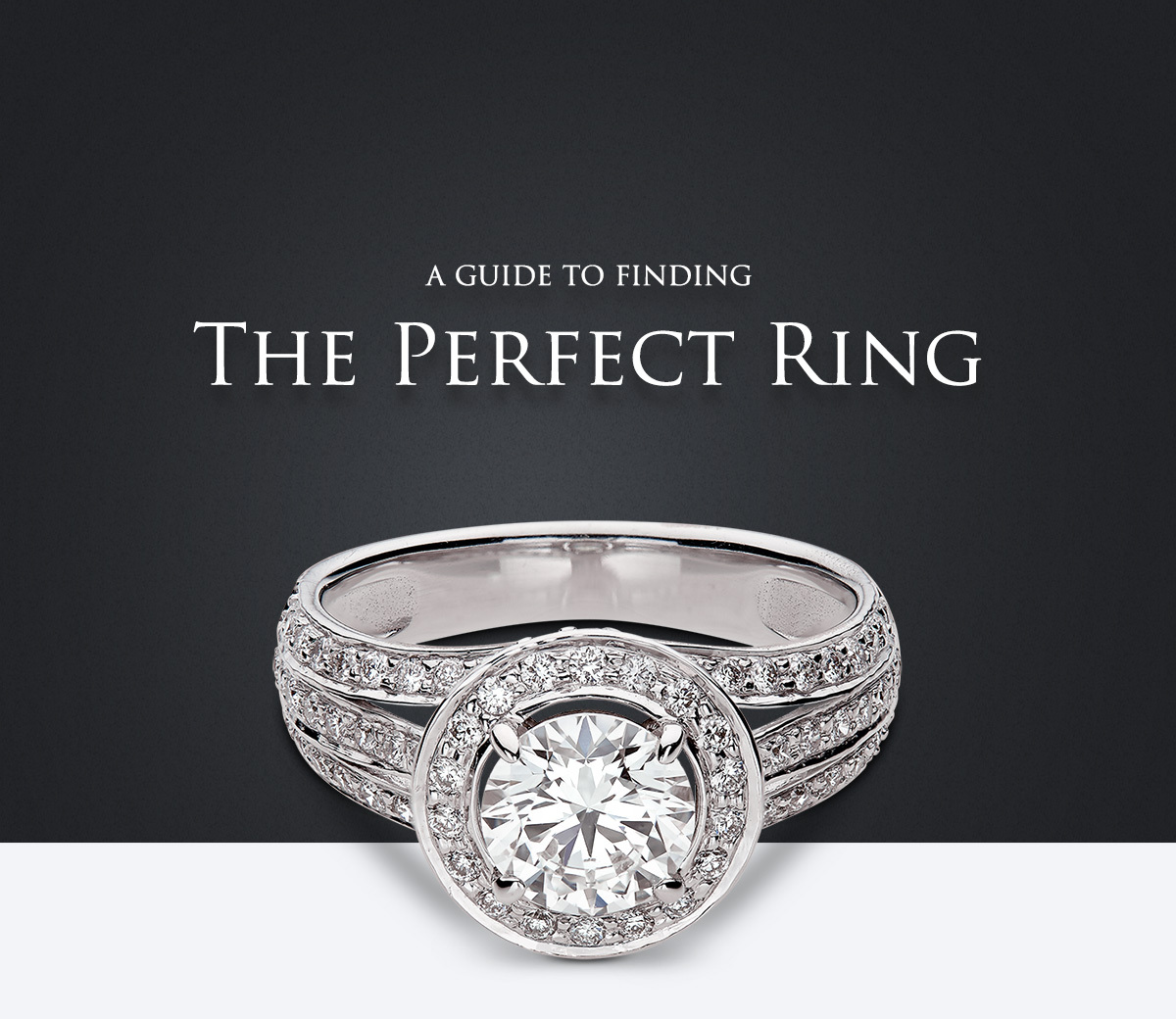 A guide to finding the perfect ring