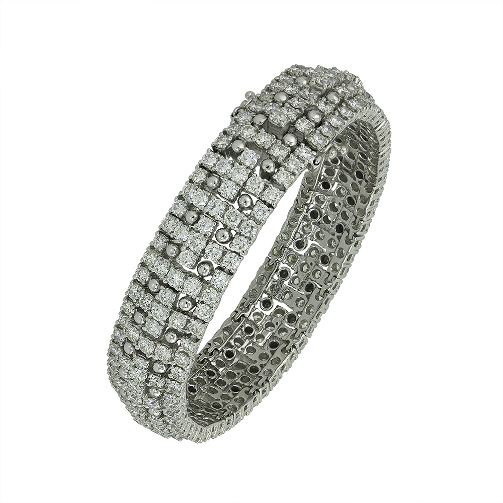 Celebration Diamond Tennis Bracelet