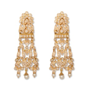 Radiant Indian Earring