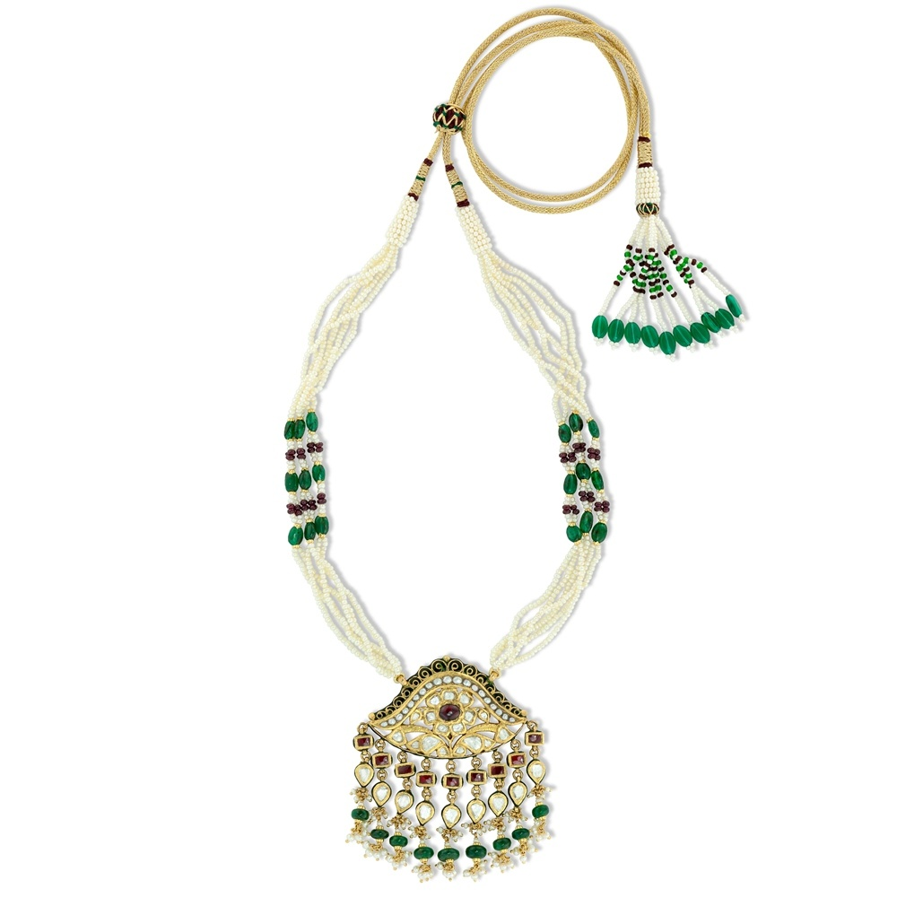 Mughal Necklace Set