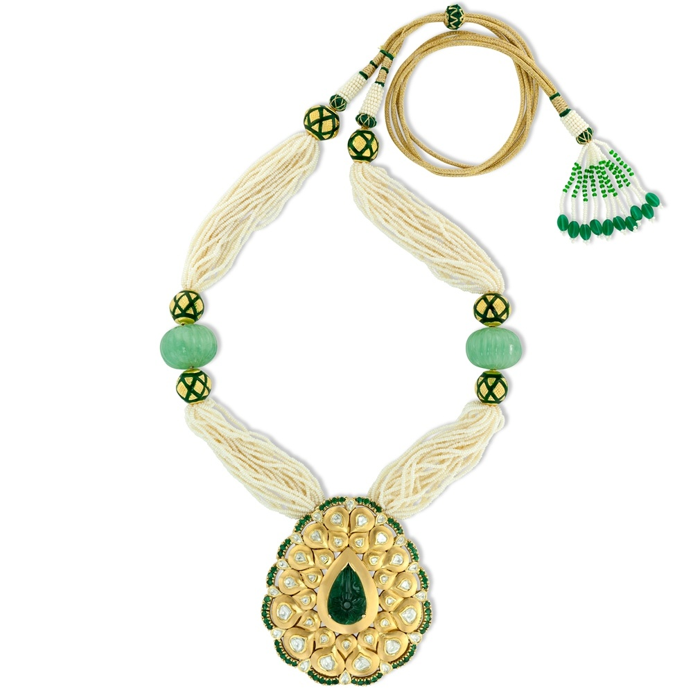 Emerald Dream Necklace Set